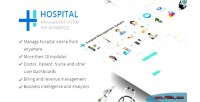 Management hospital wordpress for system