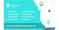 Mapwiz build your google ease with map