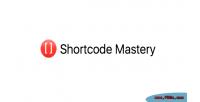 Mastery shortcode