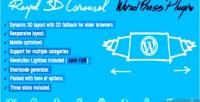 3d royal plugin wordpress carousel