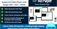 Ads player with google vpaid vast ima ads