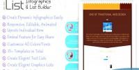 And infographics list pro ilist builder