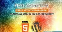 Animation pixel wp