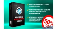 Audio html5 players bundle plugins wordpress