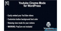 Cinema youtube wordpress for mode