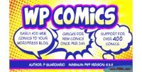 Comics wp