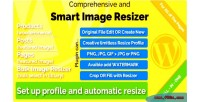 Comprehensive wp & resizer image smart