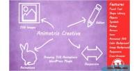 Creative animatrix drawing plugin animations svg