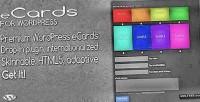 Ecards wordpress