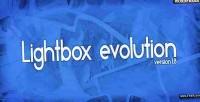 Evolution lightbox for wordpress