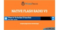 Flash native plugin wp radio