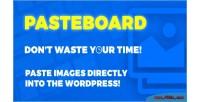 For pasteboard wordpress