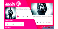 For zaudio wordpress player html5 audio javascript