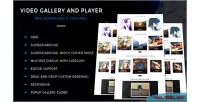 Gallery video pro player and