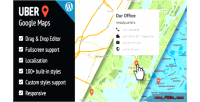 Google uber wordpress for maps