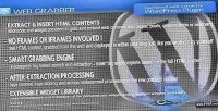 Grabber web wordpress plugin