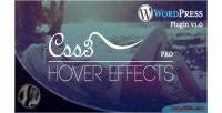Hover css3 effects pro
