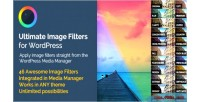 Image ultimate plugin wordpress filters