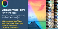 Image ultimate plugin wordpress filters