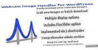 Image webcam wordpress for handler