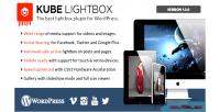 Lightbox kube responsive plugin