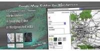Maps google wordpress for editor
