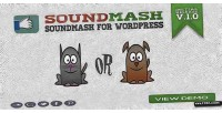 Mash sound wordpress for facemash