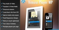 Media vimuse plugin wordpress player