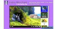 Merchant video player video html5