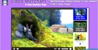 Merchant video player video html5
