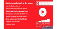 Music background player