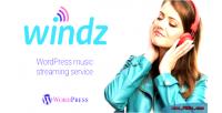 Music windz streaming plugin wordpress service