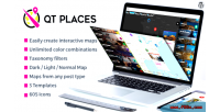 Places interactive responsive google plugin wordpress maps places