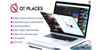 Places interactive responsive google plugin wordpress maps places