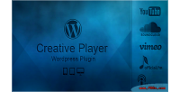 Player creative wordpress plugin