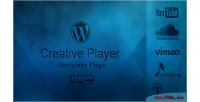 Player creative wordpress plugin