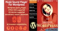 Player music wordpress for plugin