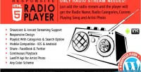 Player radio shoutcast plugin wordpress icecast
