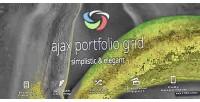 Portfolio ajax wordpress for grid