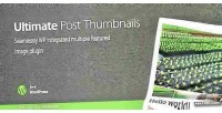 Post ultimate plugin wordpress thumbnails