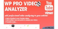 Pro wp video analyzer
