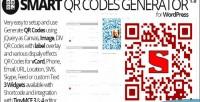 Qr smart codes generator