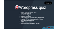 Quiz wordpress