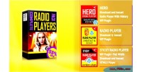 Radio html5 players bundle plugins wordpress