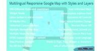 Sb multilingual responsive google styles with map