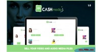 Sell your video & files media audio sell