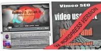 Seo vimeo user wordpress for playlist