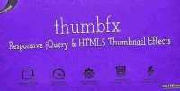 Thumbfx wp responsive effects thumbnail jquery