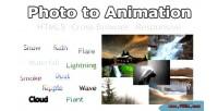 To photo plugin wordpress animation
