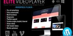 Video elite plugin wordpress player